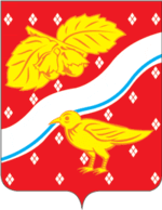 150px-Coat of Arms of Orekhovo-Zuevo Moscow oblast