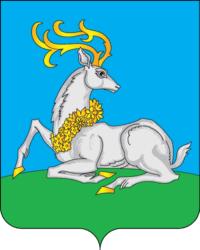 200px-Coat of Arms of Odintsovo Moscow oblast